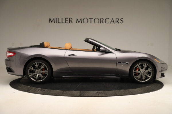 Used 2012 Maserati GranTurismo Sport for sale Sold at Rolls-Royce Motor Cars Greenwich in Greenwich CT 06830 9
