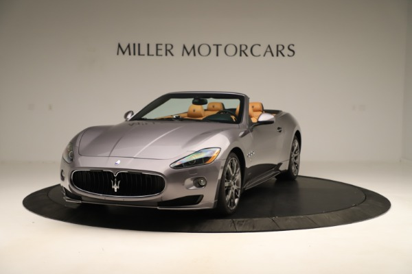 Used 2012 Maserati GranTurismo Sport for sale Sold at Rolls-Royce Motor Cars Greenwich in Greenwich CT 06830 1