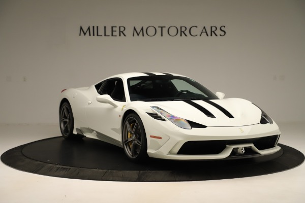 Used 2014 Ferrari 458 Speciale for sale $359,900 at Rolls-Royce Motor Cars Greenwich in Greenwich CT 06830 11