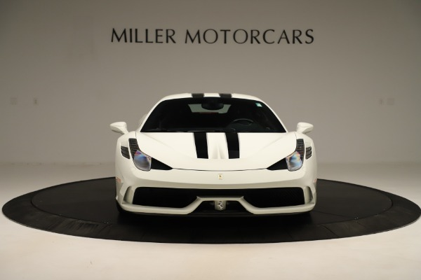 Used 2014 Ferrari 458 Speciale for sale $359,900 at Rolls-Royce Motor Cars Greenwich in Greenwich CT 06830 12