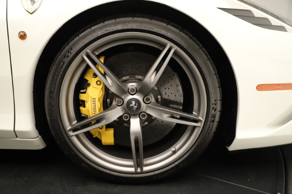 Used 2014 Ferrari 458 Speciale for sale $359,900 at Rolls-Royce Motor Cars Greenwich in Greenwich CT 06830 13