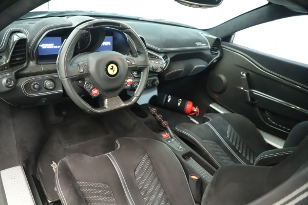 Used 2014 Ferrari 458 Speciale for sale $359,900 at Rolls-Royce Motor Cars Greenwich in Greenwich CT 06830 14
