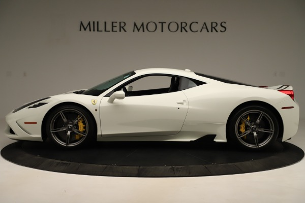Used 2014 Ferrari 458 Speciale for sale $359,900 at Rolls-Royce Motor Cars Greenwich in Greenwich CT 06830 3