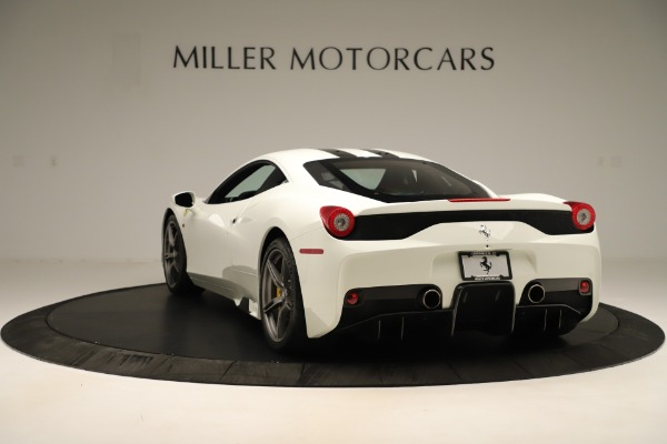 Used 2014 Ferrari 458 Speciale for sale $359,900 at Rolls-Royce Motor Cars Greenwich in Greenwich CT 06830 5