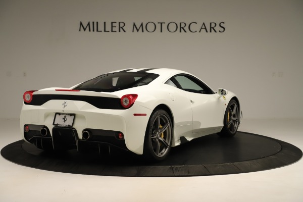 Used 2014 Ferrari 458 Speciale for sale $359,900 at Rolls-Royce Motor Cars Greenwich in Greenwich CT 06830 7