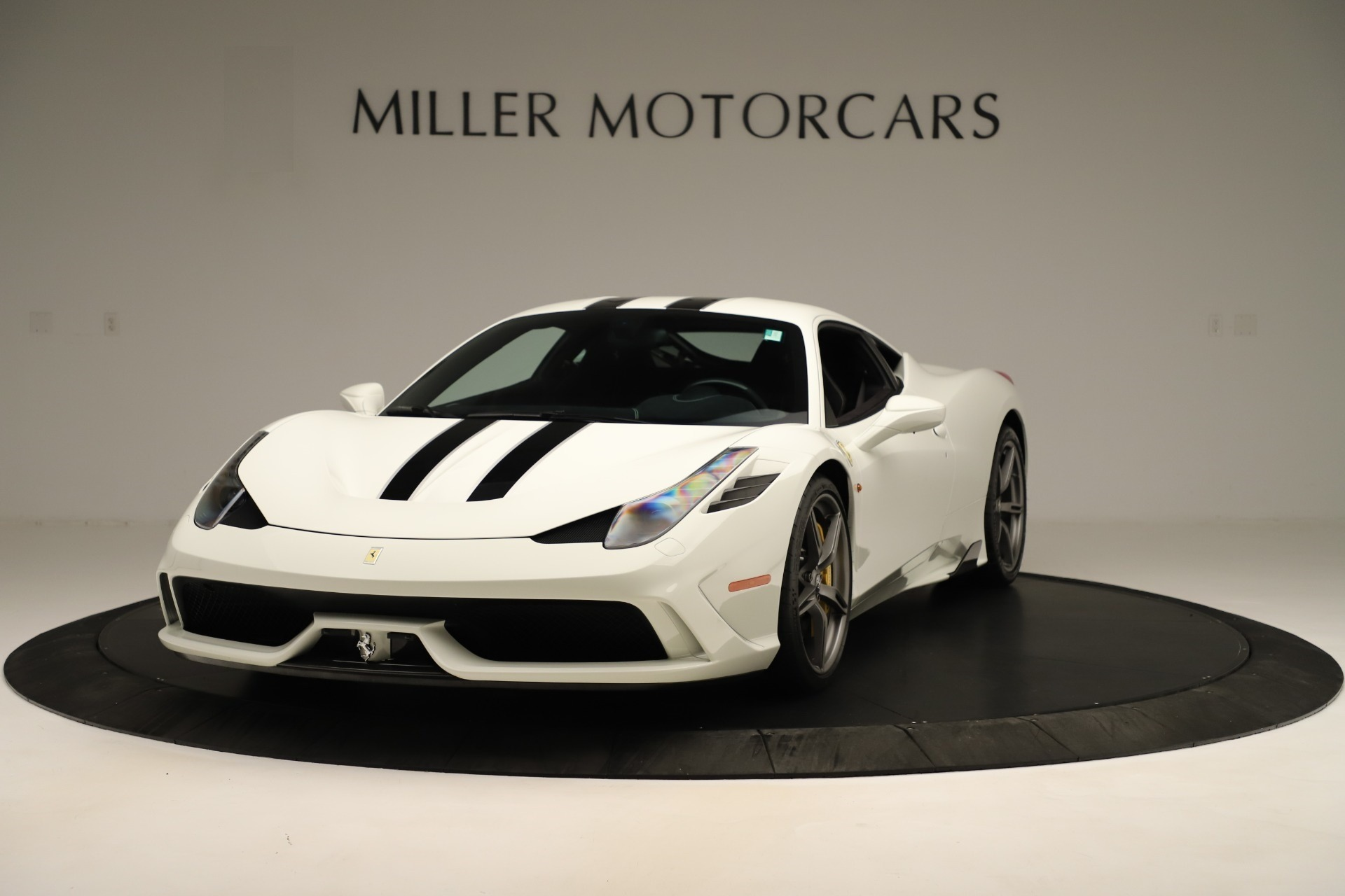 Used 2014 Ferrari 458 Speciale for sale $359,900 at Rolls-Royce Motor Cars Greenwich in Greenwich CT 06830 1