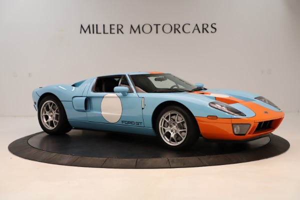 Used 2006 Ford GT for sale Sold at Rolls-Royce Motor Cars Greenwich in Greenwich CT 06830 10