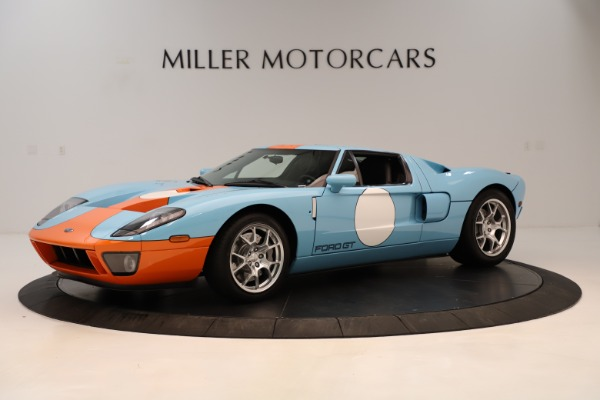 Used 2006 Ford GT for sale Sold at Rolls-Royce Motor Cars Greenwich in Greenwich CT 06830 2