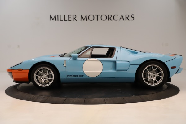 Used 2006 Ford GT for sale Sold at Rolls-Royce Motor Cars Greenwich in Greenwich CT 06830 3