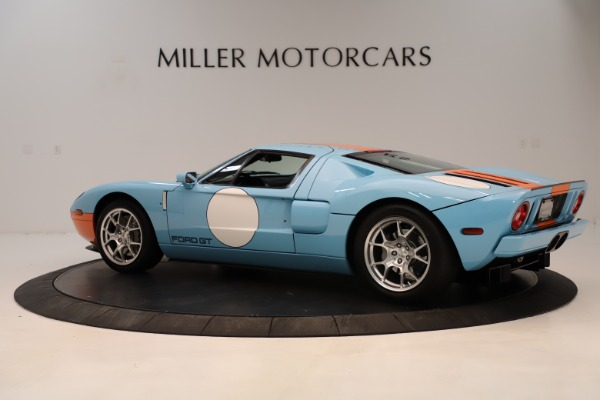 Used 2006 Ford GT for sale Sold at Rolls-Royce Motor Cars Greenwich in Greenwich CT 06830 4