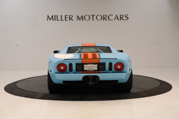 Used 2006 Ford GT for sale Sold at Rolls-Royce Motor Cars Greenwich in Greenwich CT 06830 6