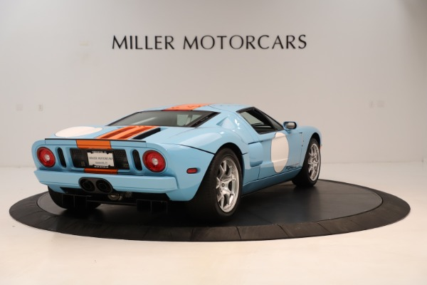 Used 2006 Ford GT for sale Sold at Rolls-Royce Motor Cars Greenwich in Greenwich CT 06830 7