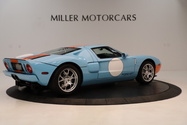 Used 2006 Ford GT for sale Sold at Rolls-Royce Motor Cars Greenwich in Greenwich CT 06830 8