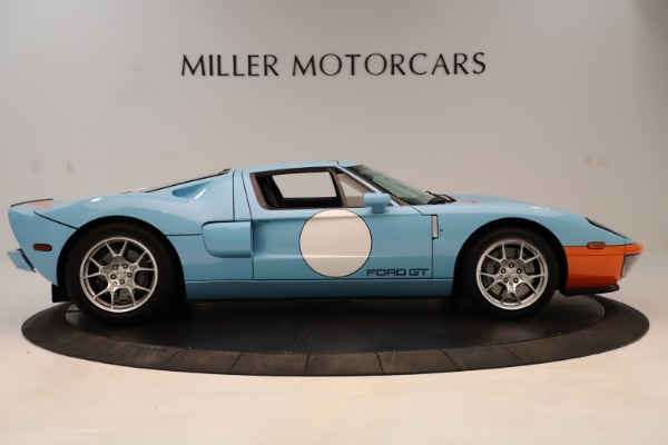 Used 2006 Ford GT for sale Sold at Rolls-Royce Motor Cars Greenwich in Greenwich CT 06830 9