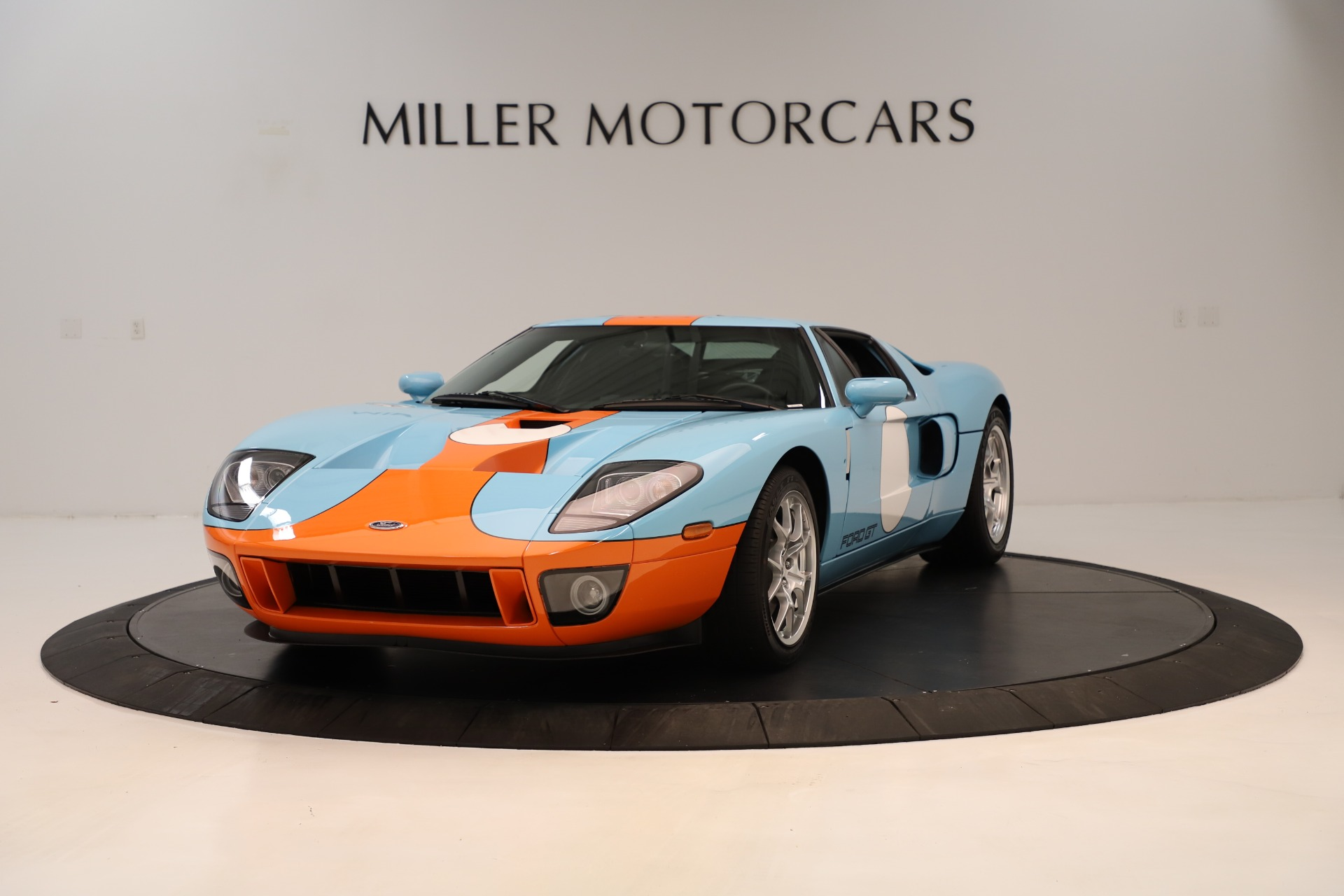 Used 2006 Ford GT for sale Sold at Rolls-Royce Motor Cars Greenwich in Greenwich CT 06830 1
