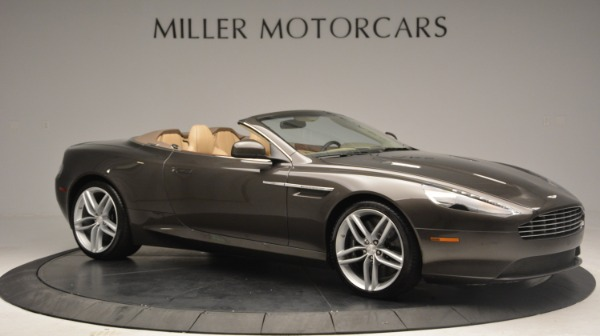 Used 2012 Aston Martin Virage Convertible for sale Sold at Rolls-Royce Motor Cars Greenwich in Greenwich CT 06830 10