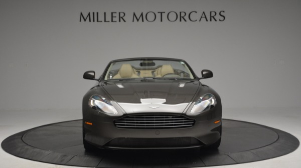 Used 2012 Aston Martin Virage Convertible for sale Sold at Rolls-Royce Motor Cars Greenwich in Greenwich CT 06830 12