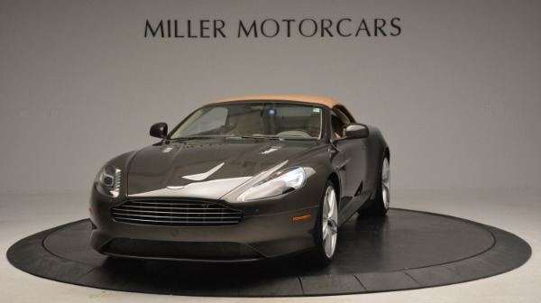 Used 2012 Aston Martin Virage Convertible for sale Sold at Rolls-Royce Motor Cars Greenwich in Greenwich CT 06830 14