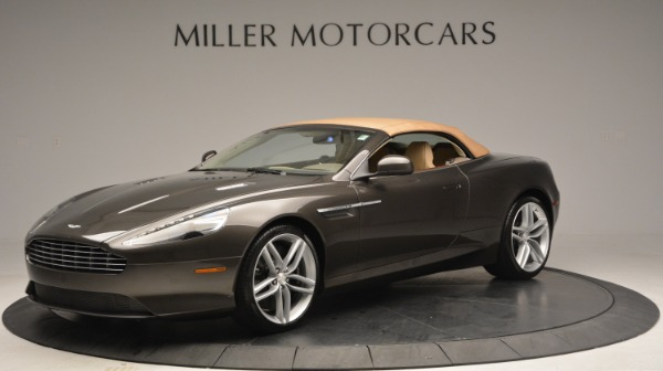 Used 2012 Aston Martin Virage Convertible for sale Sold at Rolls-Royce Motor Cars Greenwich in Greenwich CT 06830 15