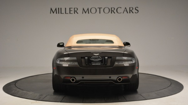 Used 2012 Aston Martin Virage Convertible for sale Sold at Rolls-Royce Motor Cars Greenwich in Greenwich CT 06830 17