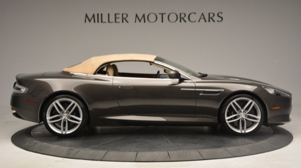 Used 2012 Aston Martin Virage Convertible for sale Sold at Rolls-Royce Motor Cars Greenwich in Greenwich CT 06830 18