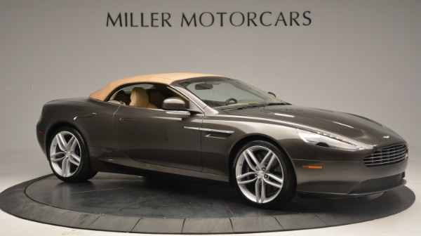 Used 2012 Aston Martin Virage Convertible for sale Sold at Rolls-Royce Motor Cars Greenwich in Greenwich CT 06830 19