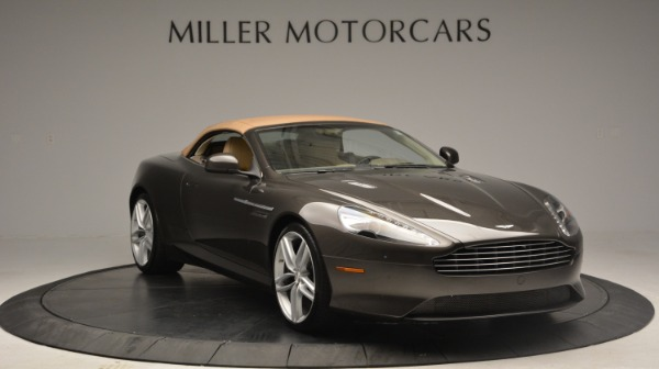 Used 2012 Aston Martin Virage Convertible for sale Sold at Rolls-Royce Motor Cars Greenwich in Greenwich CT 06830 20