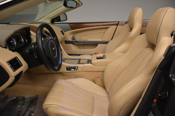 Used 2012 Aston Martin Virage Convertible for sale Sold at Rolls-Royce Motor Cars Greenwich in Greenwich CT 06830 21