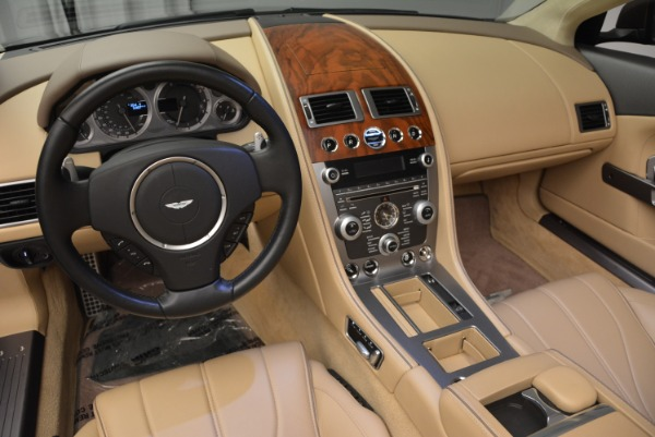 Used 2012 Aston Martin Virage Convertible for sale Sold at Rolls-Royce Motor Cars Greenwich in Greenwich CT 06830 22