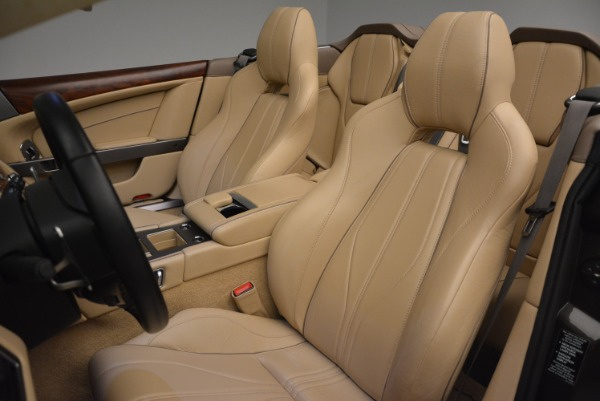 Used 2012 Aston Martin Virage Convertible for sale Sold at Rolls-Royce Motor Cars Greenwich in Greenwich CT 06830 23
