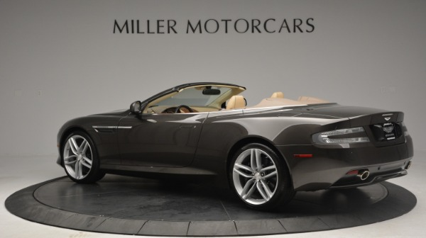 Used 2012 Aston Martin Virage Convertible for sale Sold at Rolls-Royce Motor Cars Greenwich in Greenwich CT 06830 4