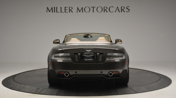 Used 2012 Aston Martin Virage Convertible for sale Sold at Rolls-Royce Motor Cars Greenwich in Greenwich CT 06830 6
