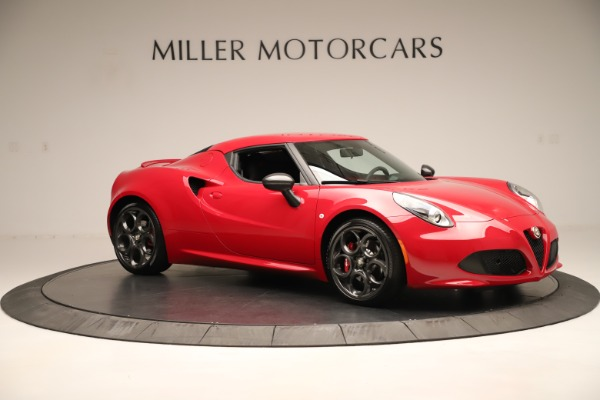 Used 2015 Alfa Romeo 4C for sale Sold at Rolls-Royce Motor Cars Greenwich in Greenwich CT 06830 10