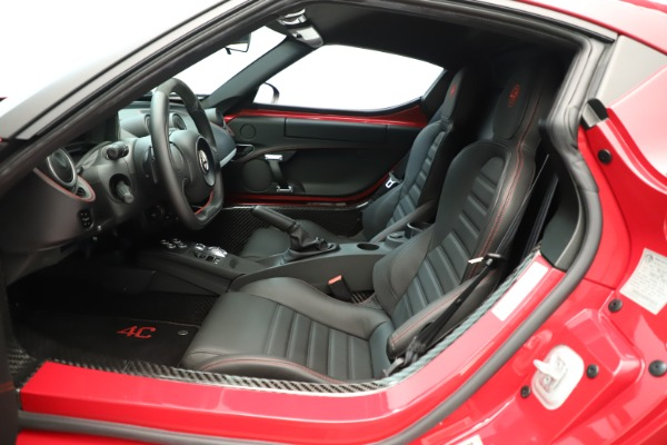 Used 2015 Alfa Romeo 4C for sale Sold at Rolls-Royce Motor Cars Greenwich in Greenwich CT 06830 15