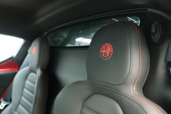 Used 2015 Alfa Romeo 4C for sale Sold at Rolls-Royce Motor Cars Greenwich in Greenwich CT 06830 21