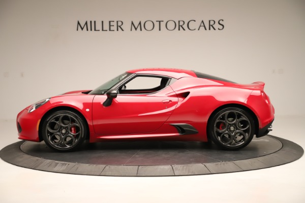 Used 2015 Alfa Romeo 4C for sale Sold at Rolls-Royce Motor Cars Greenwich in Greenwich CT 06830 3