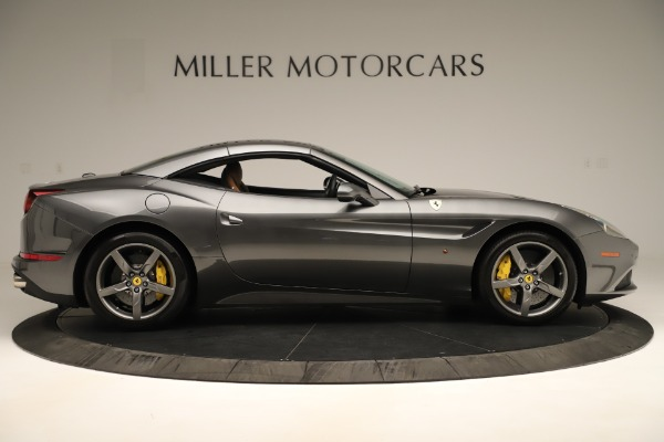 Used 2015 Ferrari California T for sale $146,900 at Rolls-Royce Motor Cars Greenwich in Greenwich CT 06830 17