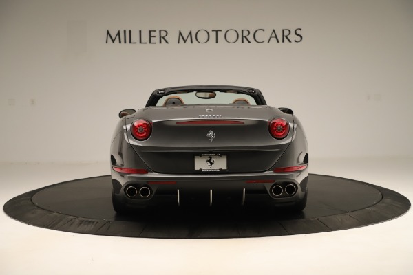 Used 2015 Ferrari California T for sale $146,900 at Rolls-Royce Motor Cars Greenwich in Greenwich CT 06830 6