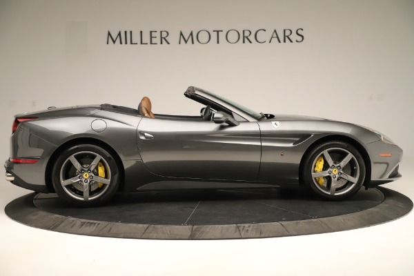 Used 2015 Ferrari California T for sale $146,900 at Rolls-Royce Motor Cars Greenwich in Greenwich CT 06830 9