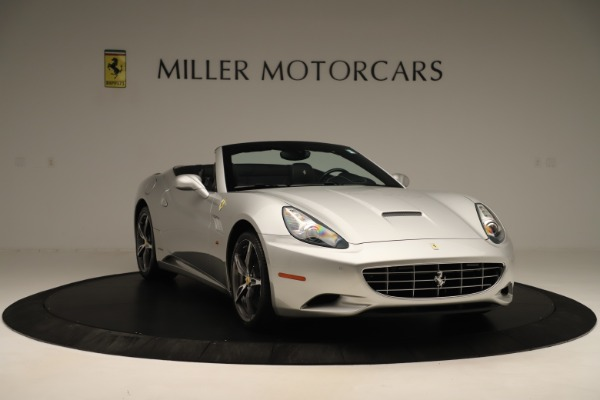 Used 2014 Ferrari California 30 for sale Sold at Rolls-Royce Motor Cars Greenwich in Greenwich CT 06830 11