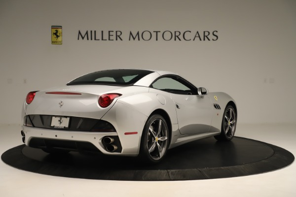 Used 2014 Ferrari California 30 for sale Sold at Rolls-Royce Motor Cars Greenwich in Greenwich CT 06830 16
