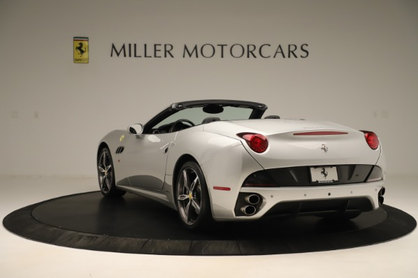 Used 2014 Ferrari California 30 for sale Sold at Rolls-Royce Motor Cars Greenwich in Greenwich CT 06830 5