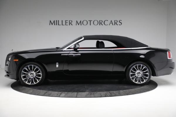Used 2019 Rolls-Royce Dawn for sale $299,900 at Rolls-Royce Motor Cars Greenwich in Greenwich CT 06830 12