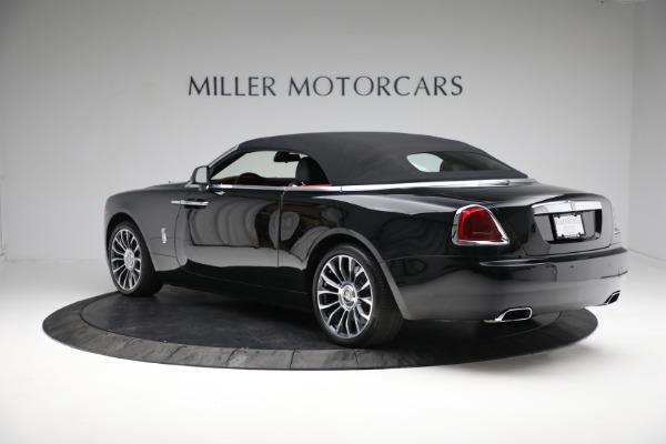 Used 2019 Rolls-Royce Dawn for sale $299,900 at Rolls-Royce Motor Cars Greenwich in Greenwich CT 06830 13