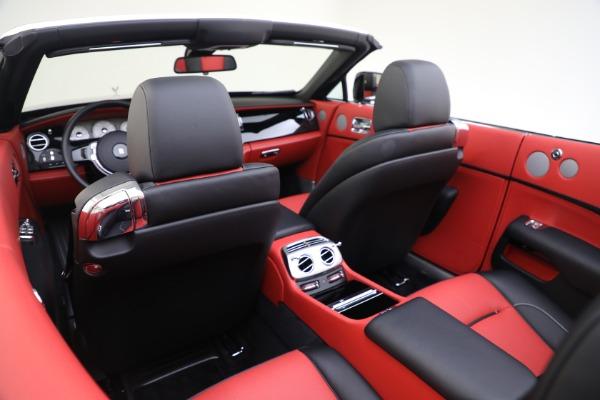Used 2019 Rolls-Royce Dawn for sale $299,900 at Rolls-Royce Motor Cars Greenwich in Greenwich CT 06830 23