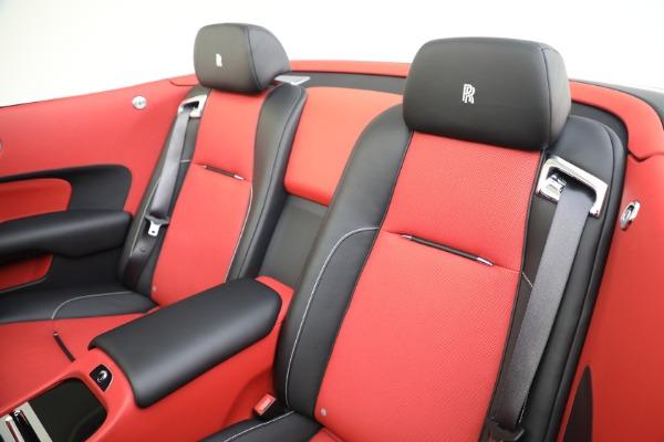 Used 2019 Rolls-Royce Dawn for sale $299,900 at Rolls-Royce Motor Cars Greenwich in Greenwich CT 06830 24