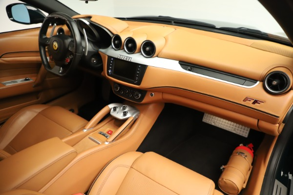 Used 2012 Ferrari FF for sale Sold at Rolls-Royce Motor Cars Greenwich in Greenwich CT 06830 19