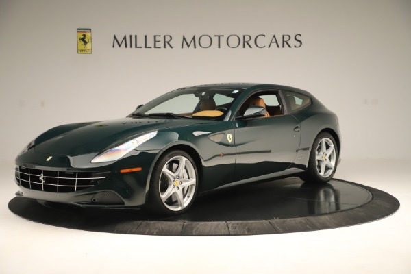 Used 2012 Ferrari FF for sale Sold at Rolls-Royce Motor Cars Greenwich in Greenwich CT 06830 2