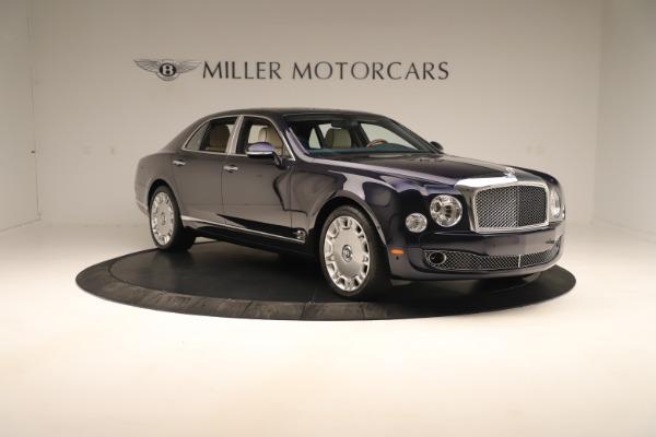 Used 2016 Bentley Mulsanne for sale $149,900 at Rolls-Royce Motor Cars Greenwich in Greenwich CT 06830 11