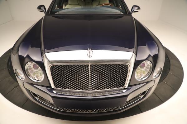 Used 2016 Bentley Mulsanne for sale $149,900 at Rolls-Royce Motor Cars Greenwich in Greenwich CT 06830 13